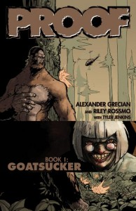 Proof: Goatsucker trade cover