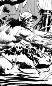 Image of Conan by Buscema and DeZuniga