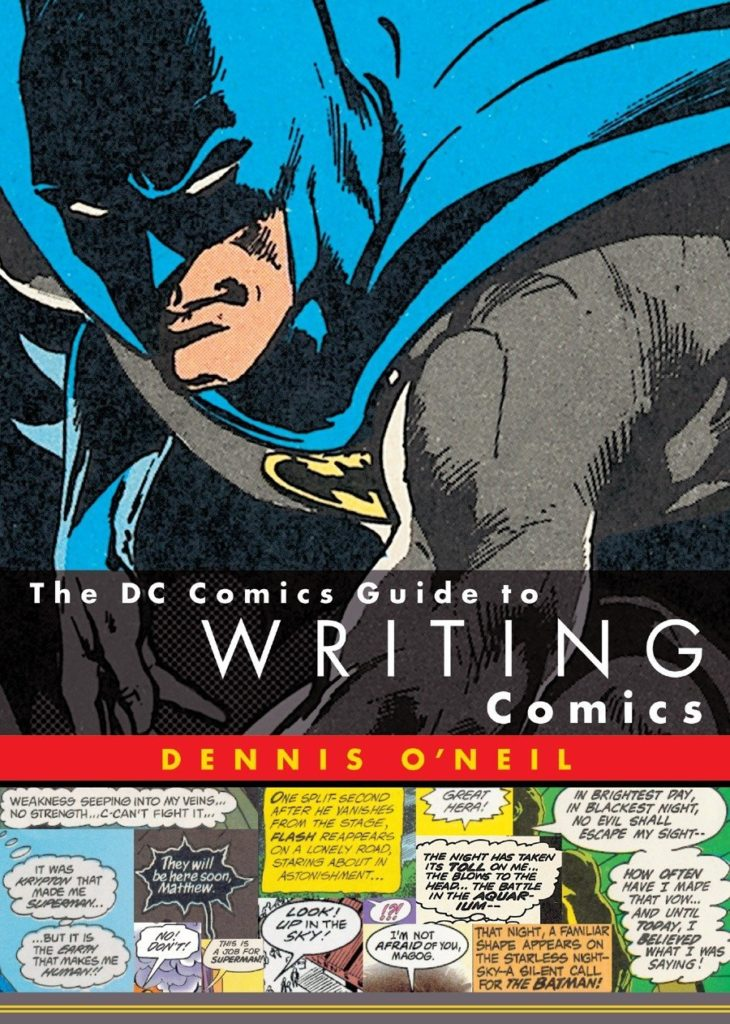 The DC Guide to Writing Comics