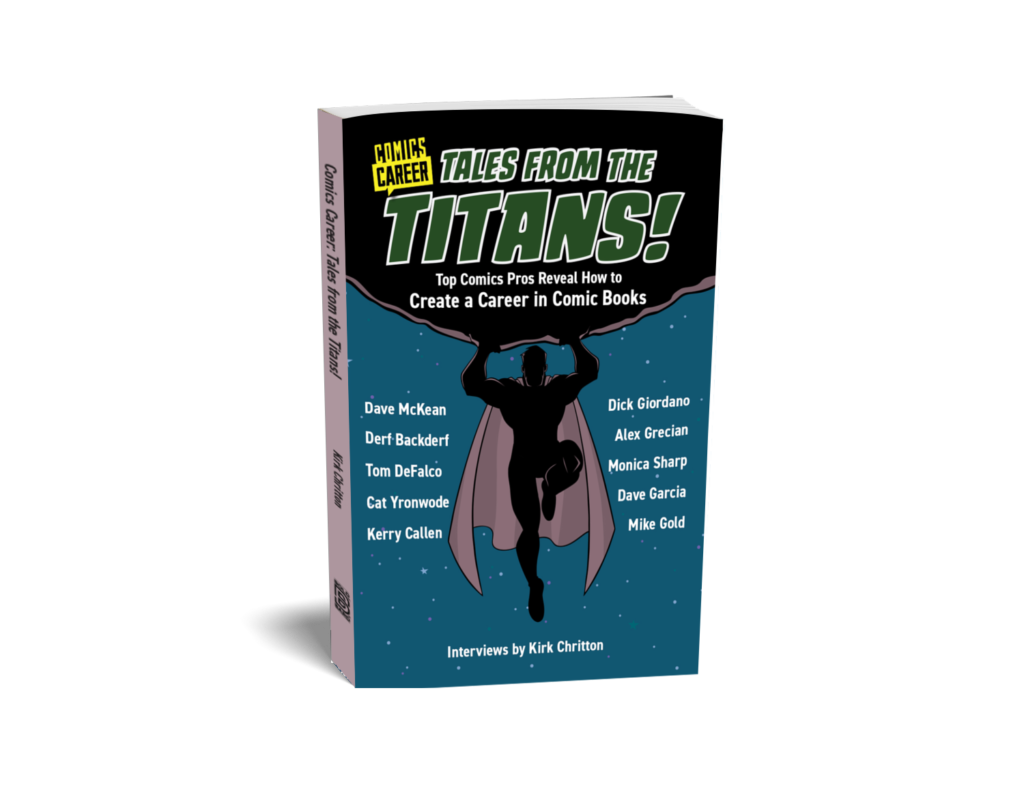 Tales from the Titans book cover